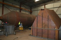 Steel fabrication and coded welding services